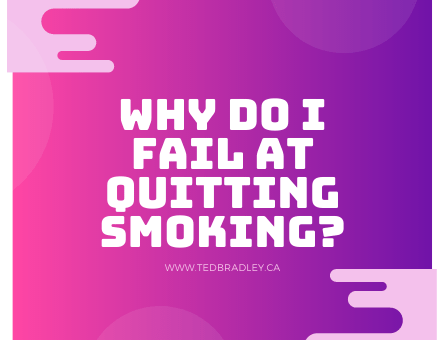 Why do I fail at quitting smoking_